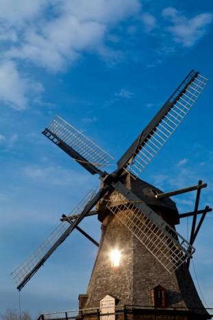 Fabyan Dutch Windmill in Geneva, Illinois