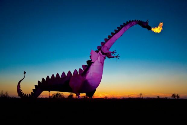 Kaskaskia Dragon in Illinois