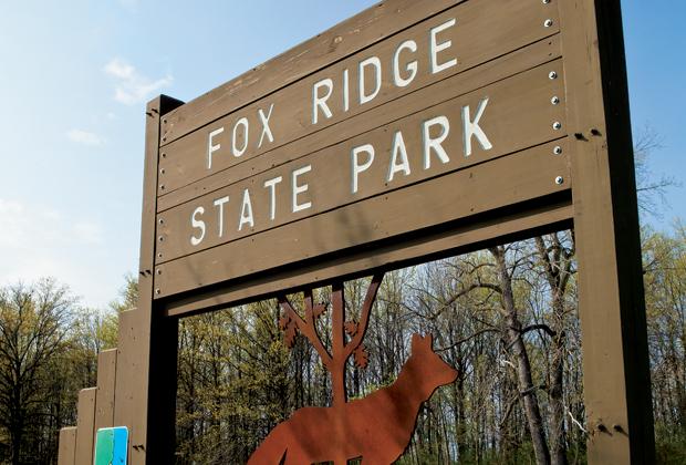 Fox Ridge State Park