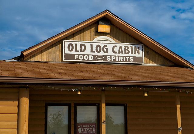 Old Log Cabin Restaurant