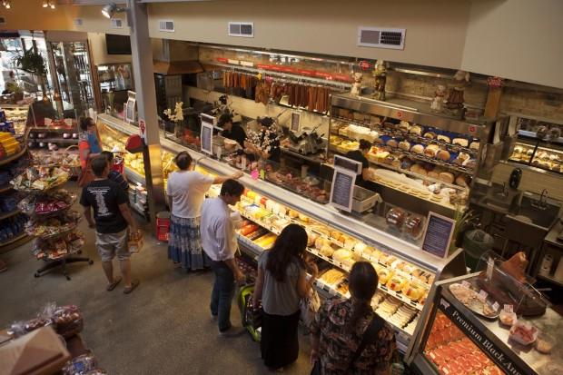 Gene's Sausage Shop in Chicago