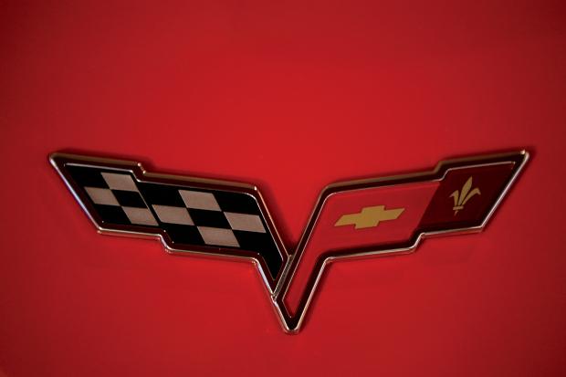 Bloomington Gold Corvette Show