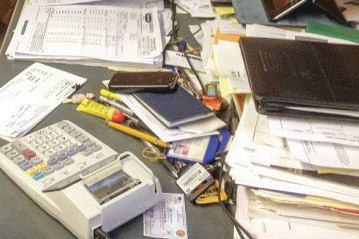 farm office memories