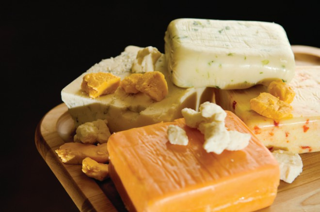 Ropp Jersey Cheese in Normal, Illinois