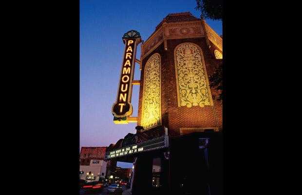 Paramount Theatre in Aurora, Illinois