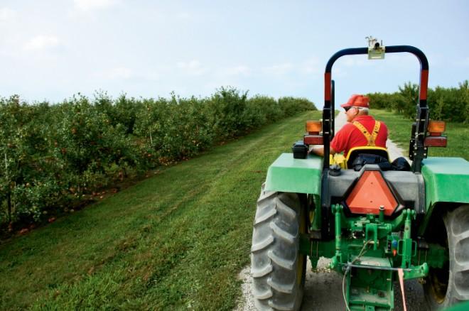 Illinois farm economy