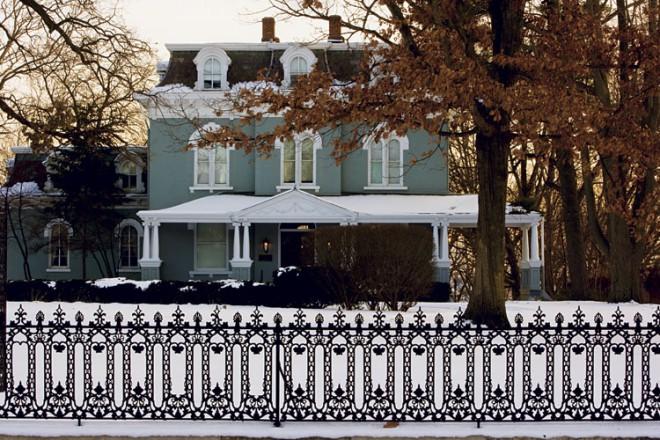 Pettengill-Morron House Museum Peoria, Illinois