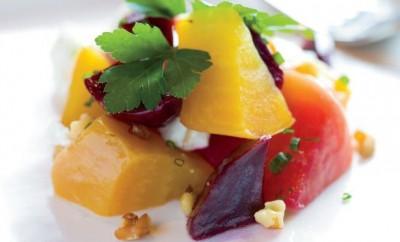 SugarToad Restaurant Beet Salad