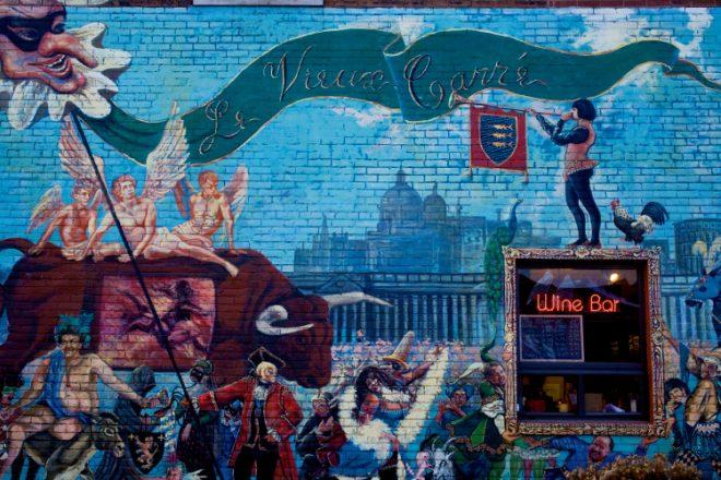 Peoria mural