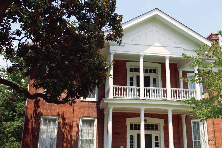 Elijah P. Curtis Home in Metropolis