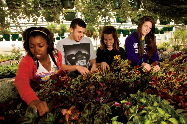 The Chicago High School for Agricultural Sciences