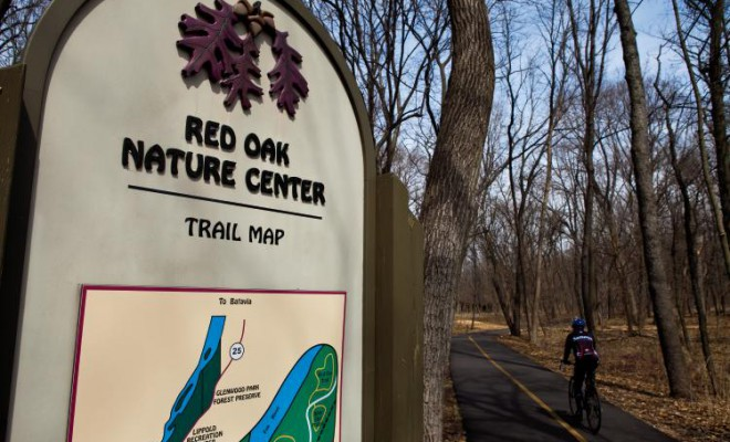 Red Oak Nature Center, Aurora, Illinois