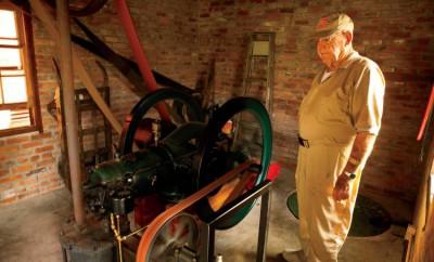 J.H. Hawes Grain Elevator Museum in Atlanta, IL