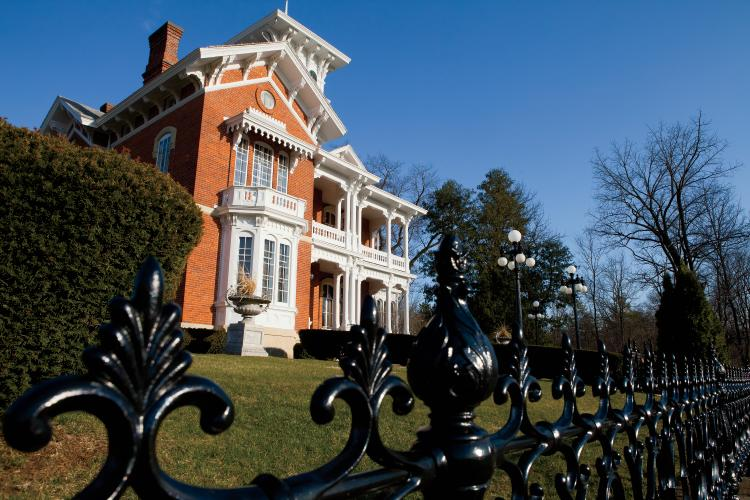 The Belvedere Mansion and Gardens