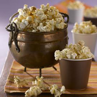 Cinnamon Sugar Kettle Popcorn Recipe