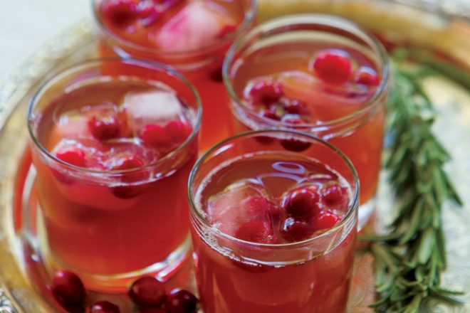 Cranberry Apple Punch