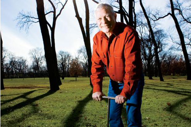 1,000 Tree Planting Project in Riverside Illinois