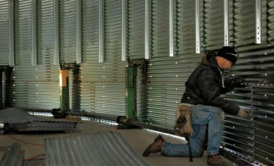 Illinois Grain Storage Gains Momentum