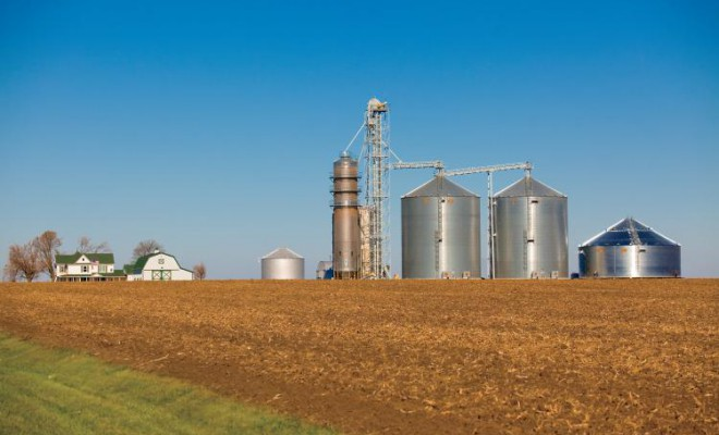 Grain Storage, Silo, Grain Bin, Farm, Grain, Grain Storage