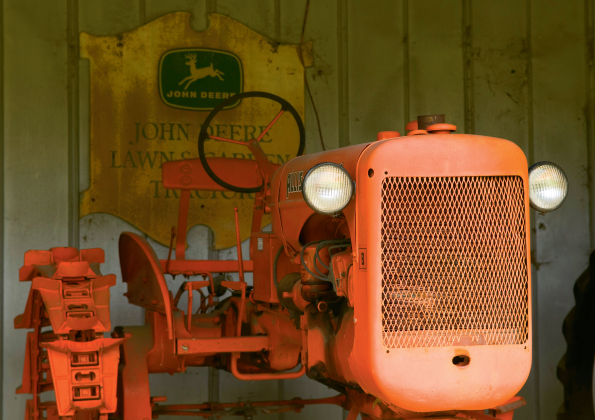 Pope County Antique Tractor Show
