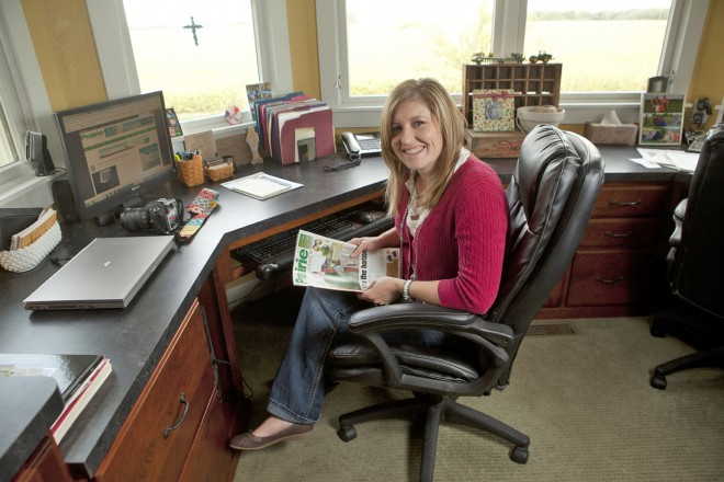 Holly Spangler writes for Farm Progress