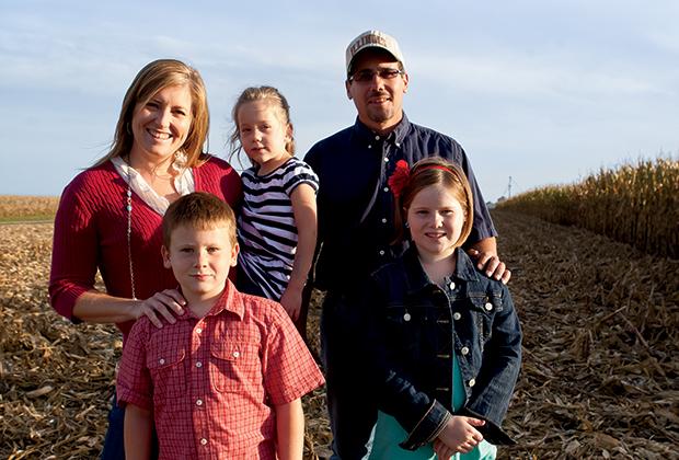 Illinois Spangler Family