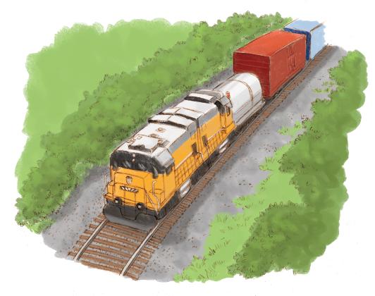 Illinois Rails