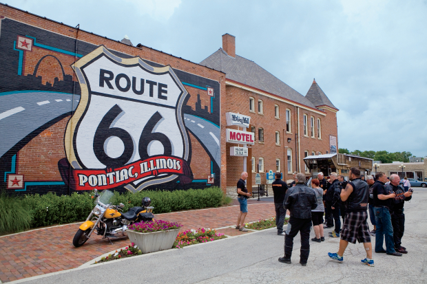 Pontiac Illinois