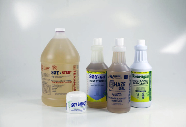 Ag Based Cleaning Products