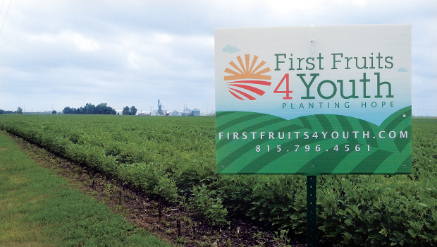 Salem4youth's First Fruits 4 Youth Program