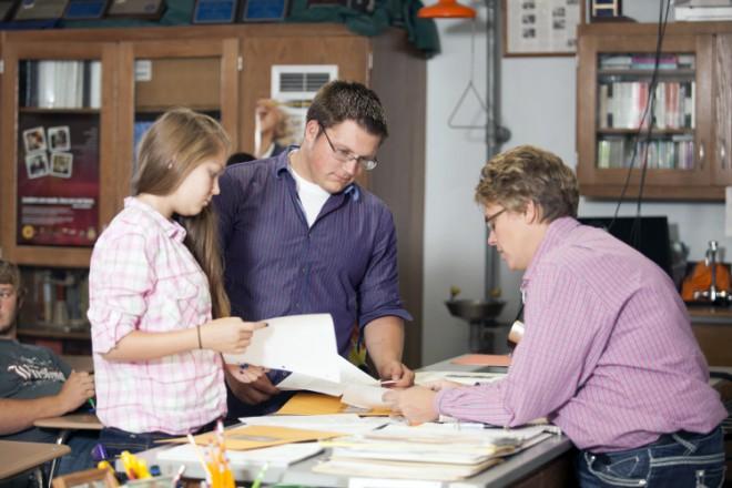 Sue Schafer ag teacher