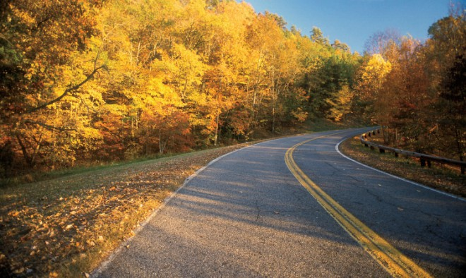 Pike County Fall Color Drive