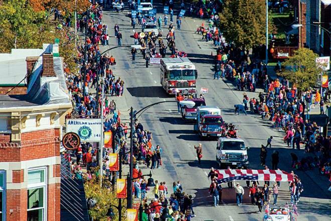 Mount Vernon Fall Fest