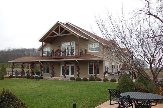 Access Illinois Christmas Lodge