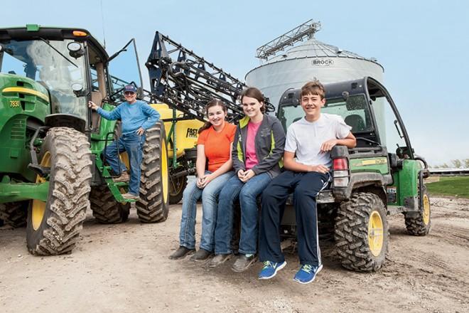 Haag Family Farms