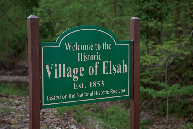 Elsah Illinois