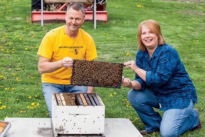 Long Lane Honey Bee Farm