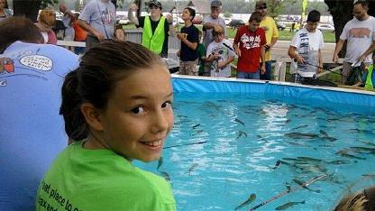 Fish Fair, Grafton, Illinois