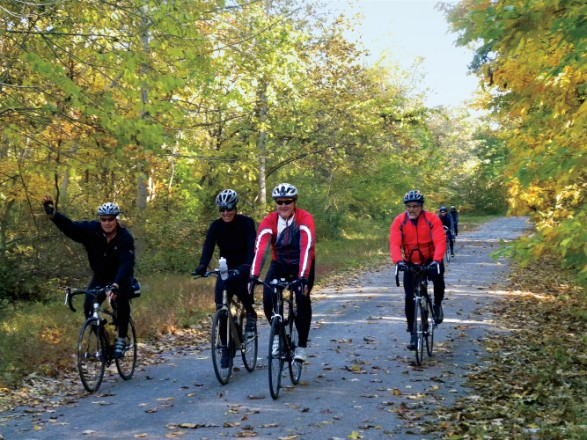 Illinois Bike Trails