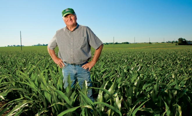 Illinois farmer