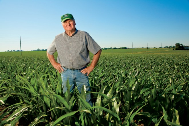 Illinois farmer