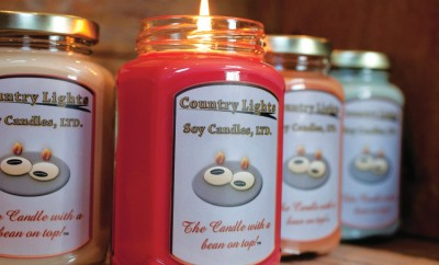 Country Lights Soy Candles