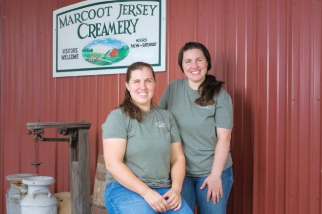 Marcoot Jersey Creamery