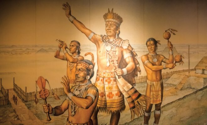 Cahokia Mounds State Park