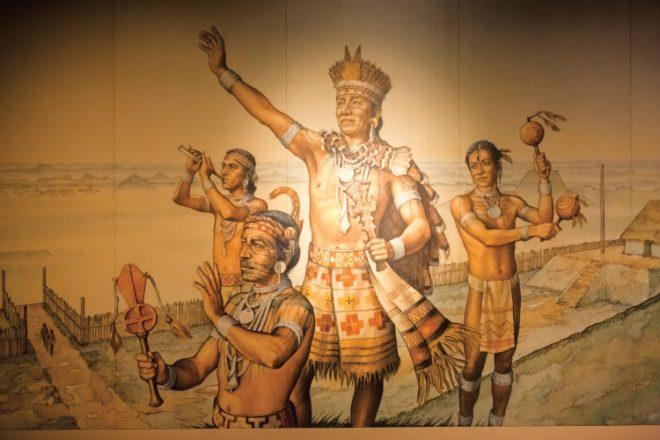 Cahokia Mounds State Park