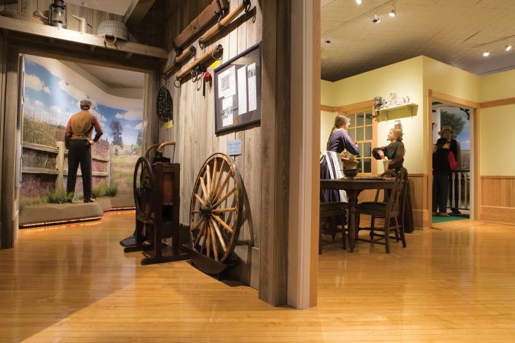Northwest Territory Historic Center
