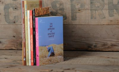 group of agriculture books by various authors