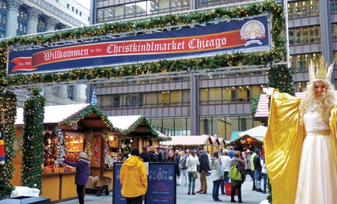 Christkindlemarket Chicago
