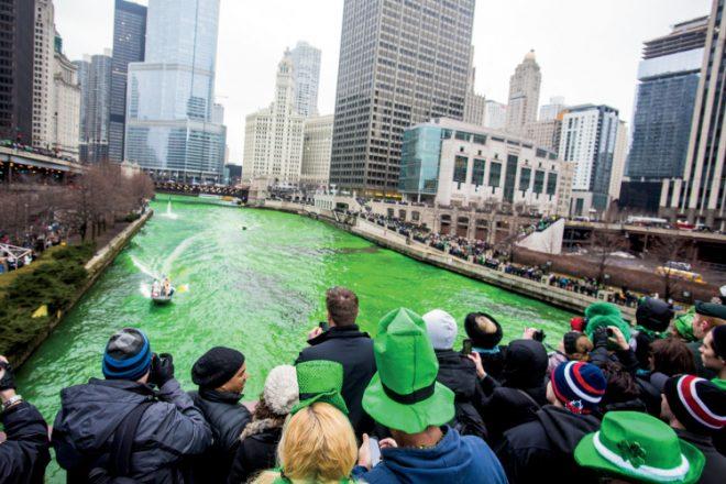 Chicago St. Patrick's Day