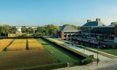 The Morrow Plots at University of Illinois